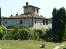 Vallacchi authentic Tuscany farmhouse