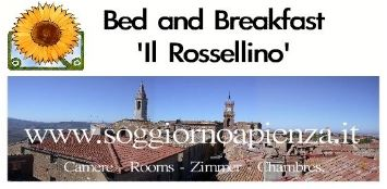 Bed and Breakfast il Rossellino