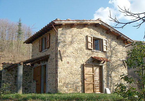 Italian houses on pinterest farm house villas and for Tuscany houses